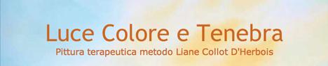 De website van Luce Colore e Tenebra