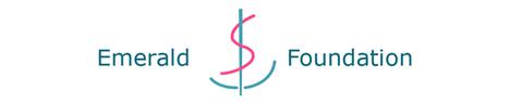 De website van de Emerald Foundation